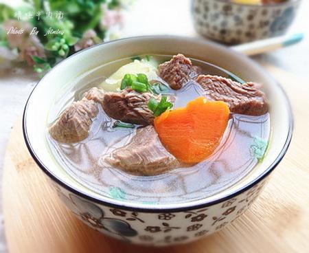 牛肉汤的做法大全,牛肉汤怎么做好吃,牛肉汤的家常做法