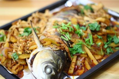 烤鱼的做法大全,烤鱼怎么做好吃,烤鱼的家常做法