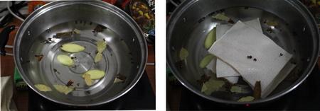 (图)泡椒猪皮步骤3-4