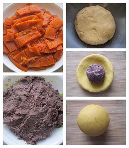 南瓜饼的做法大全图解,南瓜饼的家常做法,南瓜饼怎么做好吃又简单