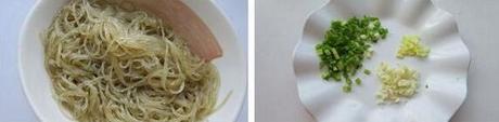 酱炒粉条的家常的做法步骤2