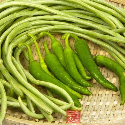 豇豆的功效与作用,吃豇豆的好处,豇豆的做法大全