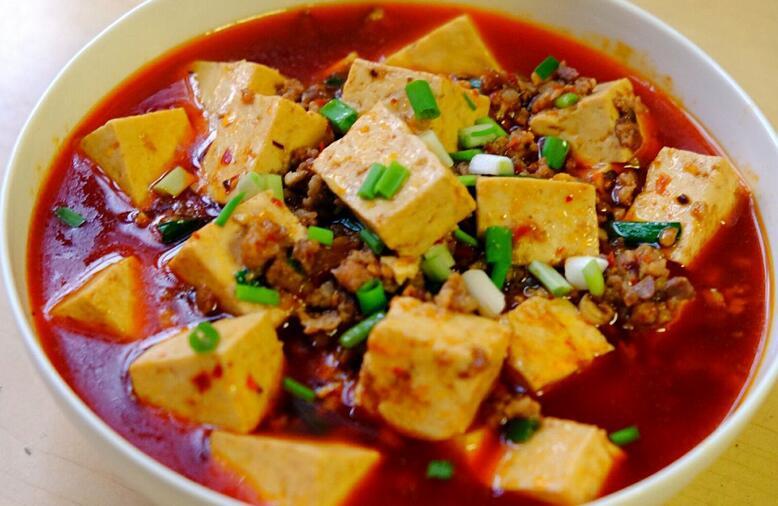 麻婆豆腐的做法,麻婆豆腐的家常做法,麻婆豆腐怎么做