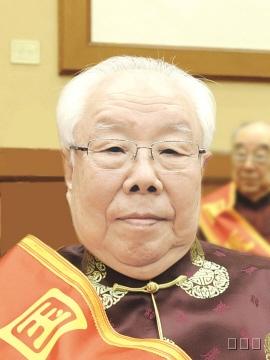 国医大师李辅仁