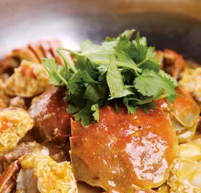 香辣蟹的做法,最正宗的做法